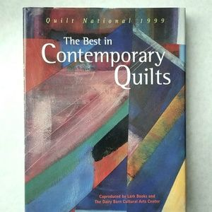 Contemporary Quilts from quilt national 1999